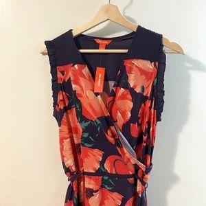 Joe Fresh long summer dress size S